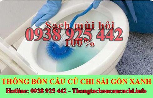 Thông bồn cầu bị nghẹt vải Biên Hòa Đồng Nai 0938778923