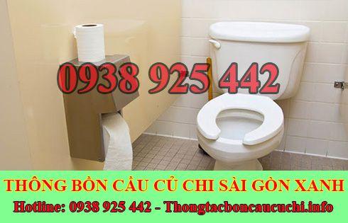 Thông bồn cầu tắc băng vệ sinh Biên Hòa Đồng Nai 0938778923