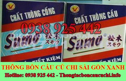 Bán bột thông cống nghẹt Biên Hòa Đồng Nai giá rẻ 0938778923