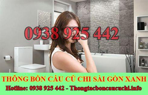Dịch vụ xử lý mùi hôi nhà vệ sinh Đồng Nai