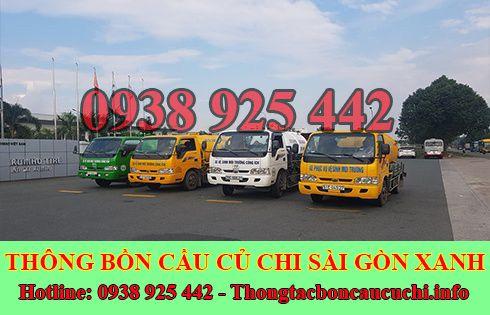 Số điện thoại hút hầm cầu Biên Hòa Đồng Nai 0938778923