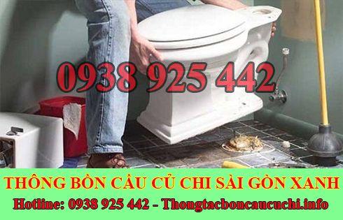 Thợ sữa bồn cầu toilet bị nghẹt Đồng Nai