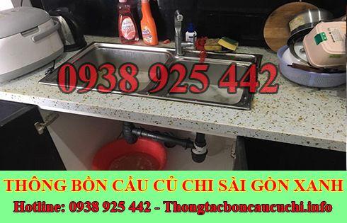 Thợ sửa bồn rửa chén bát Biên Hòa Đồng Nai tại nhà 0938778923