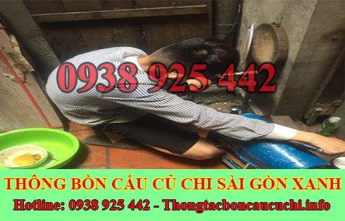 Thông đường ống nước tắc nghẹt Biên Hòa Đồng Nai 0938778923