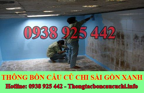 Vệ sinh bể chứa nước ngầm Biên Hòa Đồng Nai 0938778923