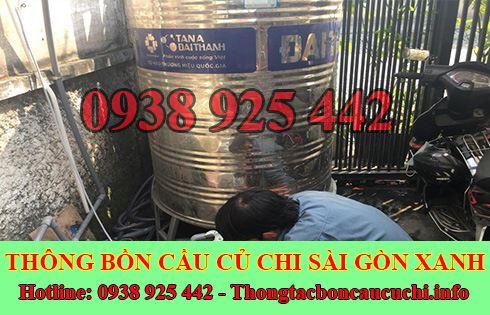 Bảng giá vệ sinh bồn nước Biên Hòa Đồng Nai giá rẻ 0938778923