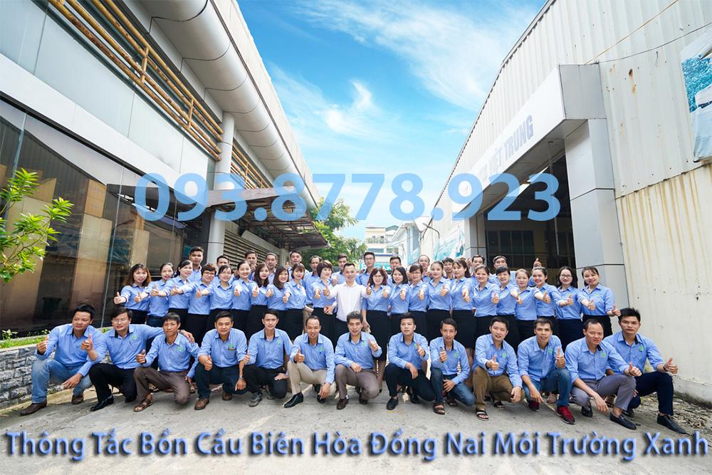 Công Ty Thông tắc bồn cầu Biên Hòa Đồng Nai