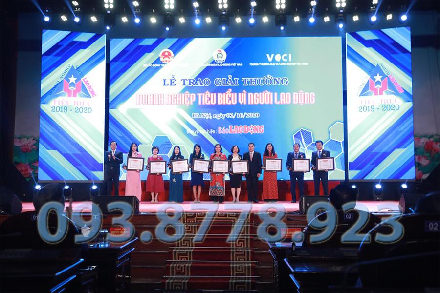 Công Ty Thông tắc bồn cầu Biên Hòa Đồng Nai vinh dự là doanh nghiệp tiêu biểu